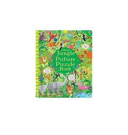 Educational Development Corporation Usborne Jungle Picture Puzzle Book