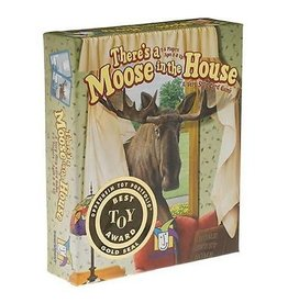 Gamewright Ceaco Brainwright Gamewright Moose in the House Card Game