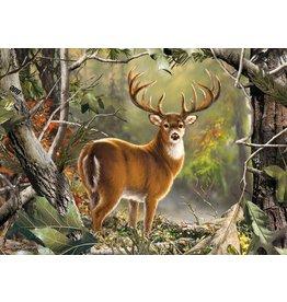 Master Pieces MasterPieces RealTree Backcountry Buck 1000 Piece Puzzle