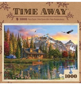 Master Pieces MasterPieces Time Away Eagle View 1000 Piece Puzzle