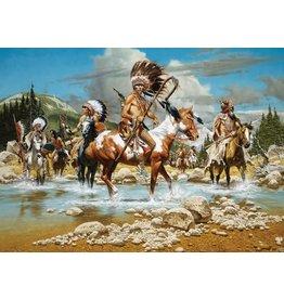 Master Pieces MasterPieces Tribal Spirit The Chiefs 1000 Piece Puzzle