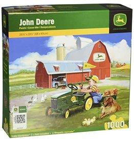 Master Pieces MasterPieces John Deere Little Handyman 1000 Piece Puzzle
