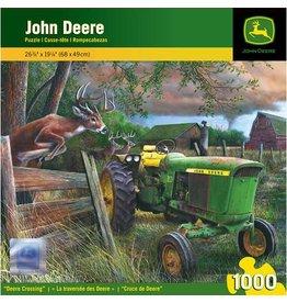 Master Pieces MasterPieces John Deere Deere Crossing 1000 Piece Puzzle
