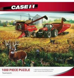 Master Pieces MasterPieces Farmall Case IH Teamwork 1000 Piece Puzzle