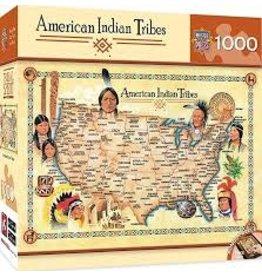 Master Pieces MasterPieces Tribal Spirit One Spirit 1000 Piece Puzzle