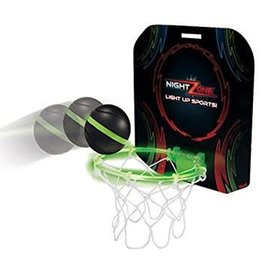 Night Zone NightZone Halo Basketball Hoop