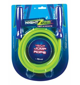 Night Zone Toysmith NightZone Flare Jump Rope