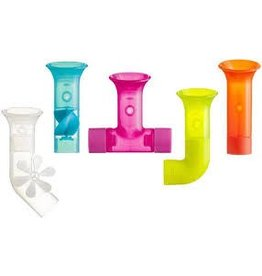 Tomy Boon Pipes Building Bath Toy Multi Color