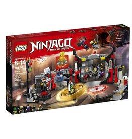 Lego LEGO 70640 Ninjago SOG Headquarters