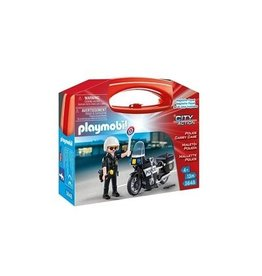 Playmobil Playmobil Police Carry Case