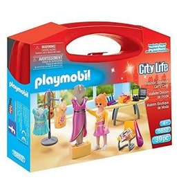 Playmobil Playmobil Fashion Boutique Carry Case