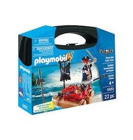 Playmobil Playmobil Pirate Raft Carry Case