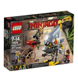 Lego Lego 70629 Piranha Attack