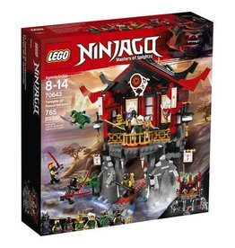 Lego Lego 70643 Temple of Resurrection
