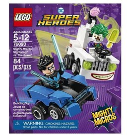 Lego Lego 76093 Mighty Micros Nightwing vs The Joker