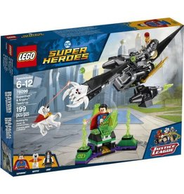 Lego Lego 76096 Superman and Krypto Team Up