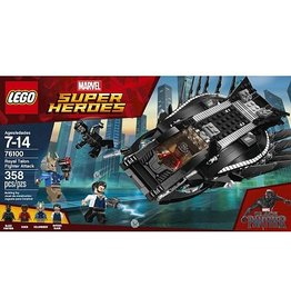 Lego Lego 76100 Royal Talon Fighter Attack