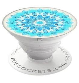 Pop Sockets Popsocket Blue Ice Star