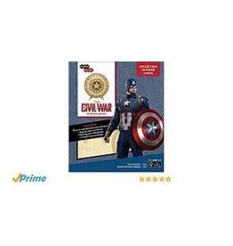 Insight Editions IncrediBuilds Marvels Captain America Civil War 3D Wood Model