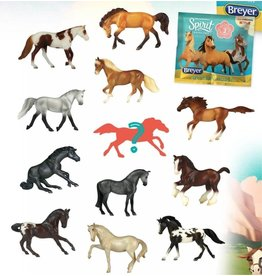 Reeves Breyer Spirit Mystery Horse Surprise Single Blind Bag Styles Vary