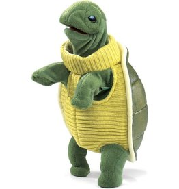 Folkmanis Puppets Folkmanis Turtleneck Turtle
