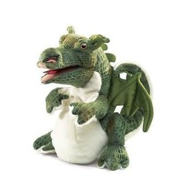 Folkmanis Puppets Folkmanis Baby Dragon Puppet