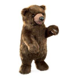 Folkmanis Puppets Folkmanis Standing Bear Puppet