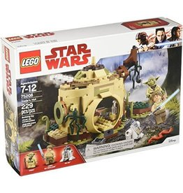 Lego Lego 75208 Star Wars Yodas Hut