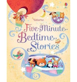 Educational Development Corporation Usborne Five Minute Bedtime Stories