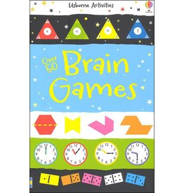 Educational Development Corporation Usborne Brain Games