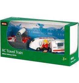 Brio Brio Remote Control Travel Train