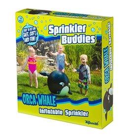 Toysmith Sprinkler Buddies Orca