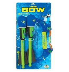 Toysmith Monkey Business Sports Aqua Battle Mini Bow