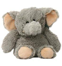 Intelex USA Intelex Cozy Plush Elephant Microwaveable Warmer