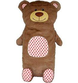Intelex USA Intelex Brown Bear Huggeez Huggable Cushion