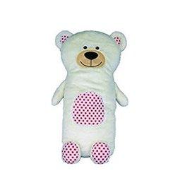 Intelex USA Intelex Cream Bear Huggeez Huggable Cushion