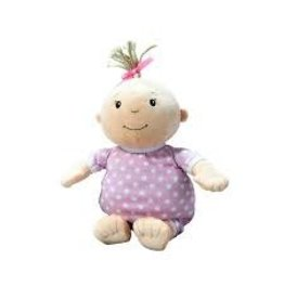 Intelex USA Intelex Baby Girl Plush Warmies Scented with Lavender