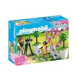Playmobil Playmobil Children with Photographer