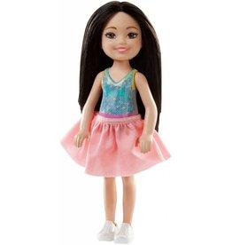 Mattel Mattel Barbie Club Chelsea Black Hair
