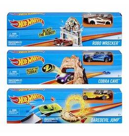 Mattel Mattel Hot Wheels Stunt Set Asst
