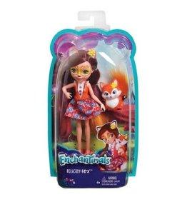 Mattel Mattel Enchantimals Felicity Fox And Flick