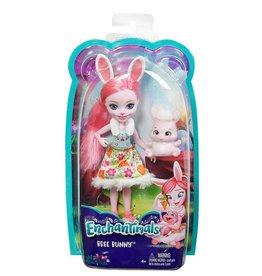 Mattel Mattel Enchantimals Bree Bunny And Twist