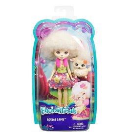 Mattel Mattel Enchantimals Lorna Lamb