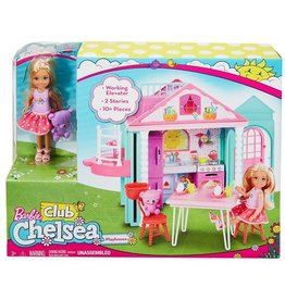 Mattel Mattel Barbie Club Chelsea Clubhouse