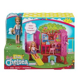 Mattel Mattel Barbie Club Chelsea Treehouse Playset