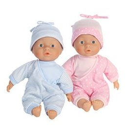 Castle Toys Inc Lissi Twins 9 Inch Dolls