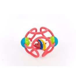 Ogo Sport Bolli Rattle Red
