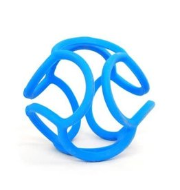 Ogo Sport Bolli Strechy Teether Ball Single Blue