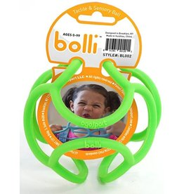Ogo Sport Bolli Strechy Teether Ball Single Green