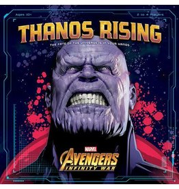 Alliance Thanos Rising Avengers Infinity War Game